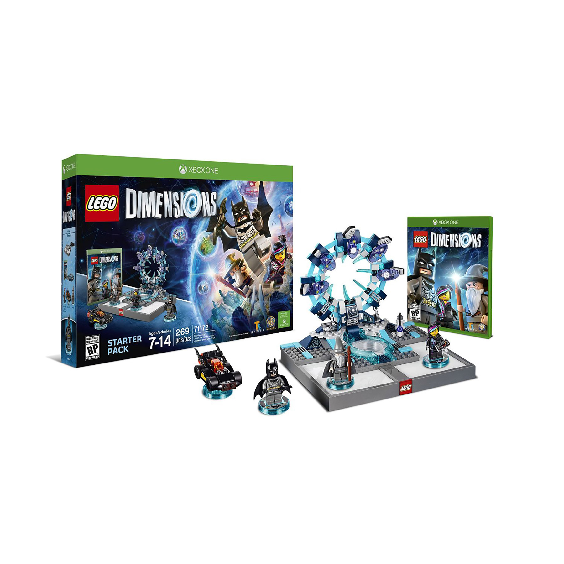 Xbox One Lego Dimensions Starter Pack