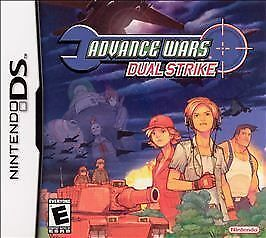 Advance Wars Dual Strike Nintendo DS (Game Only)