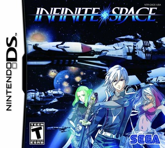 Infinite Space Nintendo DS (Game Only)
