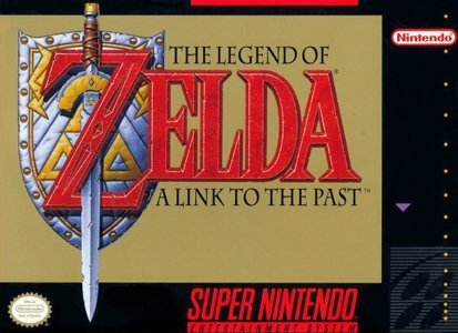 SNES Legend of Zelda A Link to the Past AKA Super Nintendo Legend of Zelda A Link to the Past