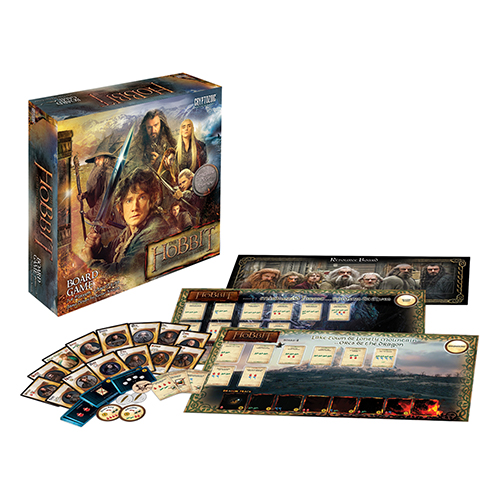 Toy Board Game The Hobbit: The Desolation Of Smaug